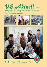 0371-4000 61 - VS Aktuell - Volkssolidarität Stadtverband Chemnitz ...