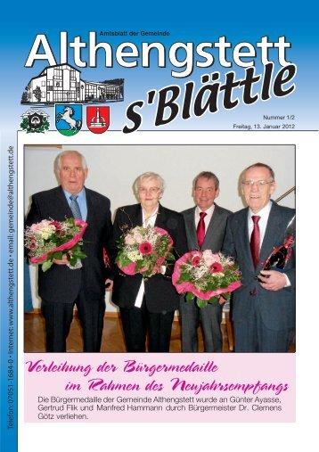 Gemeinde Althengstett