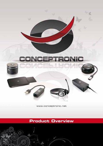 Content - Conceptronic