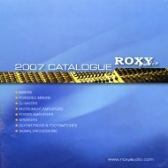 Roxy Audio 2007 - FX-Music Group