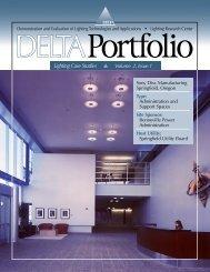 Delta 2.1, Sony 2 - Lighting Research Center - Rensselaer ...