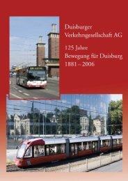 IE - DVG Duisburger Verkehrsgesellschaft AG