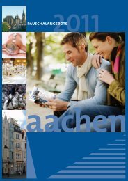 pauschal - Stadt Aachen