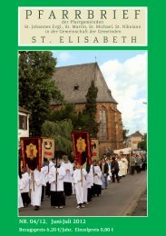 Pfarrbrief 04-12 (pdf, 1 MB) - in der GdG St. Elisabeth