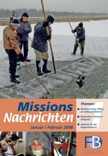 Missionswerk FriedensBote