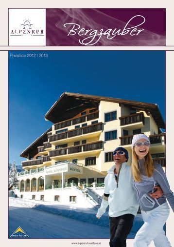 winter in serfaus - Hotel Alpenruh