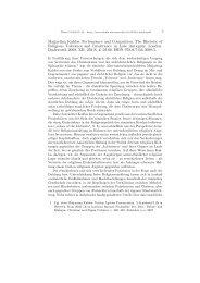 Maijastina Kahlos: Forbearance and Compulsion. The ... - Plekos