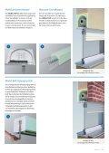 Rollladen-Aufsatzkasten, Systeme für Altbau • Neubau • Sanierung ... - Seite 7