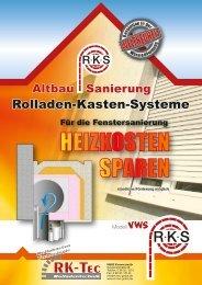 Altbau Sanierung - RK-TEC Rolladentechnik GmbH