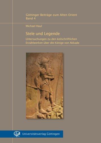 Stele und Legende - Oapen