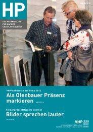 HP Nr. 06 / 2012 (pdf) - VHP