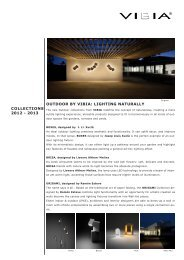 collections 2012 - 2013 outdoor by vibia: lighting ... - Smart Deco
