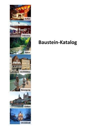 Baustein-Katalog