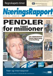 NRAPP 2-05 NY MAL (Page 1) - NæringsRapport