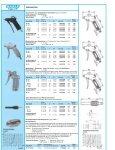 Rubrik 18 Ausblaspistolen/-Zubehör, Handreifenfüllmesser ... - Farnell - Seite 3