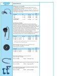 Rubrik 18 Ausblaspistolen/-Zubehör, Handreifenfüllmesser ... - Farnell - Seite 5