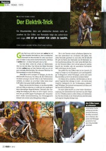 Der Elektrik-Trick - Remsdale.com