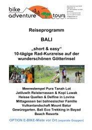 Deutschland Vertretung - Bike Adventure Tours