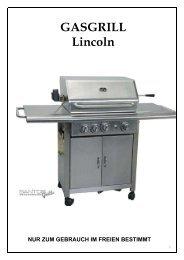 GASGRILL Lincoln