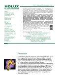 Óv odák k o rs ze rű világítása - holux világítástechnika - Page 4