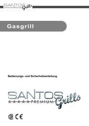 Gasgrill - Santosgrills GmbH