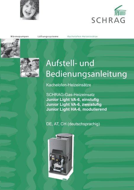 Junior Light - Schrag-kachelofen.de