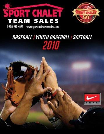 BASEBALL youth Baseball Softball - Sport Chalet