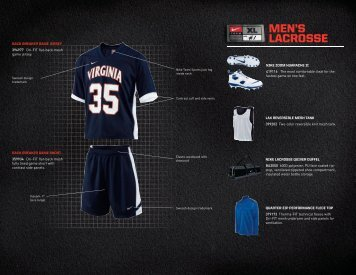 MEN'S LACROSSE - Nike Team Sports