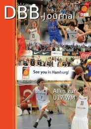 Aline Stiller - Deutscher Basketball Bund