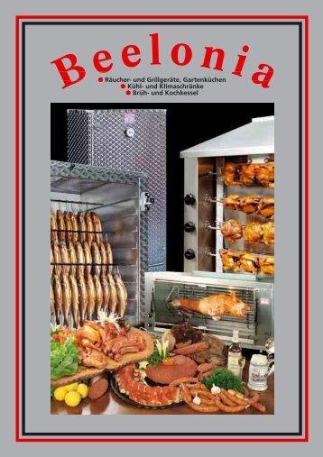 Räucher- und Grillgeräte, Gartenküchen Kühl- und ... - Rund um Fisch