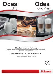 SUP 031OR - Kaffee-Service-Balzen