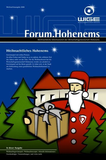 Forum.Hohenems - Wirtschaftsgemeinschaft Hohenems