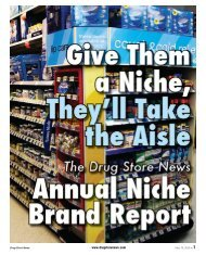 Part II: The Navigators - Drug Store News