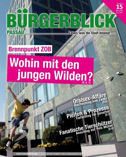 [S.3] Fanatische Tierschützer Anschlag auf Pelz Müller