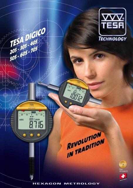 tesa digico 205 - TESA Technology