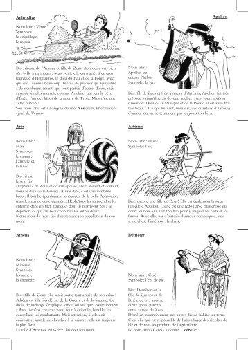 Arès Nom latin: Mars Symboles : le casque, l'armure et la lance Bio ...