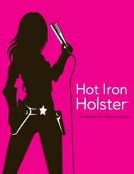 Download the Hot Iron Holster Media Kit