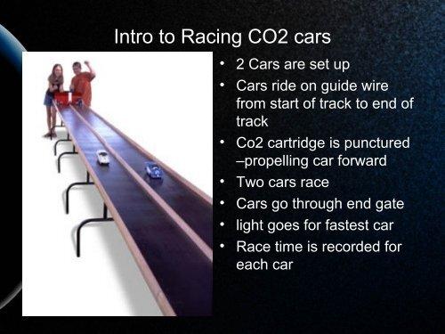 CO2 Car