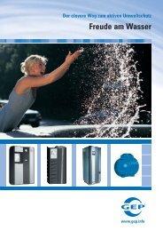 Grauwasser-Recycling individuell geplant - Maxonus