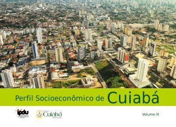 Perfil Socioeconômico de Cuiabá - Prefeitura de Cuiabá - Governo ...