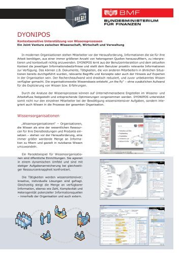 DYONIPOS-Factsheet (pdf) - m2n consulting and