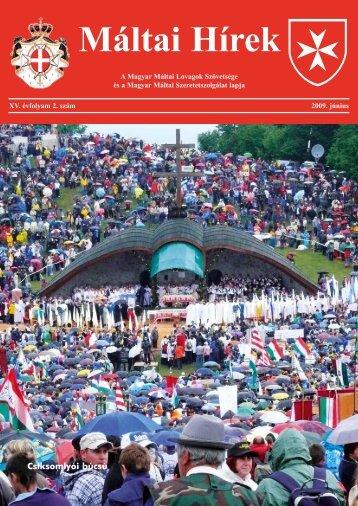 Június - Magyar Máltai Szeretetszolgálat