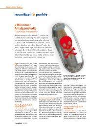 Münchner Amalgamstudie - BNZ