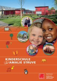 AMALIE STRUVE KINDERSCHULE - Stadt Rastatt