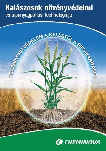 Cheminova: Kalászosok növényvédelme és tápanyagellátása