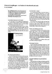 Vortrag von Erich Schöndorf - Amalgam Informationen