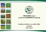 AM AGRO d.o.o a part of AGRIMATCO group