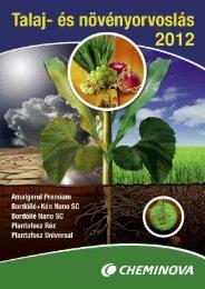 és növényorvoslás 2012