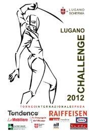 Lugano Challenge 2012 - FIS - Comitato Regionale Emilia Romagna