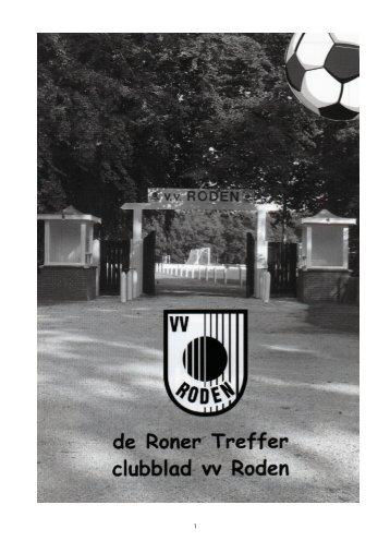 Clubblad februari 2009 - VV Roden